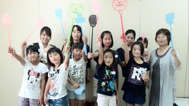 グローバル子育て式「教えない」英語学習法の体験会
