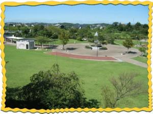 デイキャンプ場、わんぱく広場、親水広場、パターゴルフ場、ホタル養殖場などの整った「ふれあいの森」