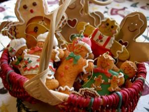 12/17(土) Gingerbread Man 作ろう♪クリスマス英語レッスンのお知らせ