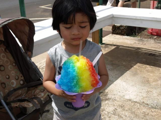 snow cone☆長女先生のおうち英語初授業!グローバル子育てお茶会