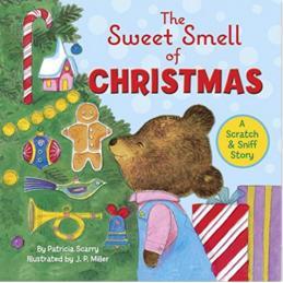クリスマスの匂いってどんなだろう?絵本で楽しむ親子の時間。