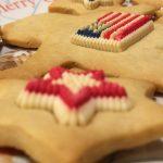 'Gingerbreadman'のお話を聞きながらクリスマスツリーオーナメントを作りませんか?