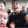 What a fun!!  'New Year'の動画で垣間見る普通のアメリカンの普通の暮らし。