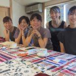 2019.9.3ランチメニュー  のんちゃんのSTRお話会&ディーナの部屋