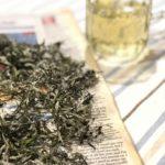 おうちごはん 2020.05.18  手作りのススメ、体を温めるよもぎ茶
